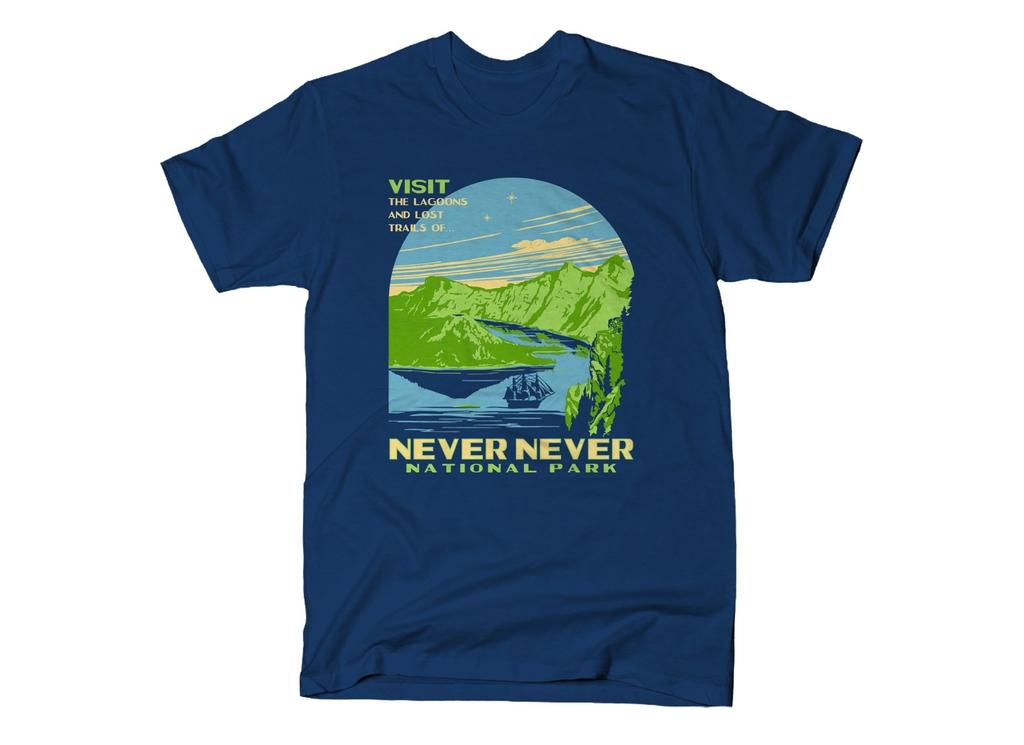 SnorgTees: Never Never National Park