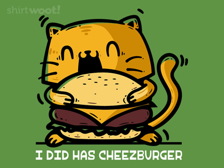 Woot!: Cheezburger
