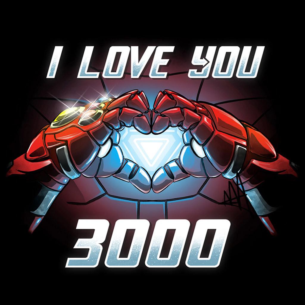 TeeTee: I Love You 3000