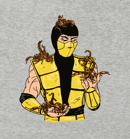 BustedTees: Pet Scorpions
