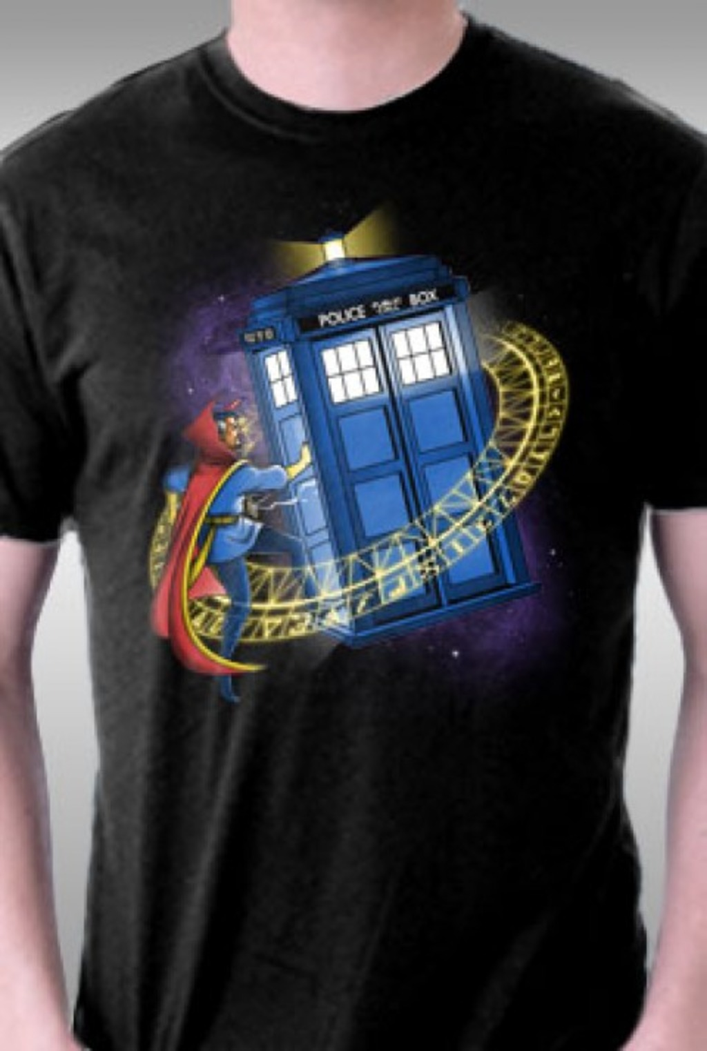 TeeFury: Time and Space Are Strange