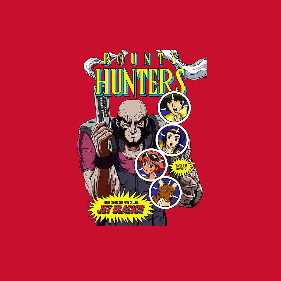 TeeFury: The New Hunters