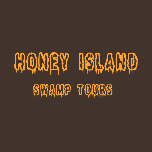 TeePublic: Honey Island Swamp Tours