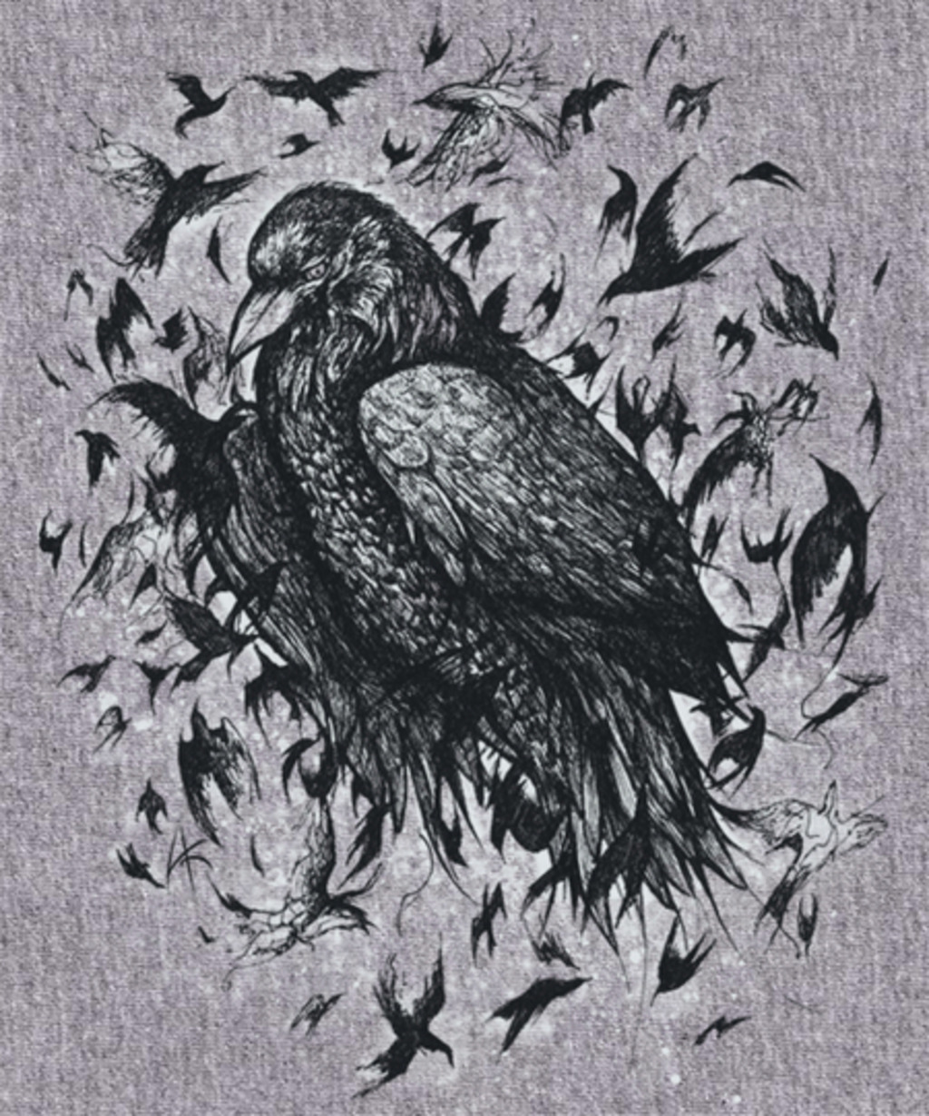 Qwertee: Crows
