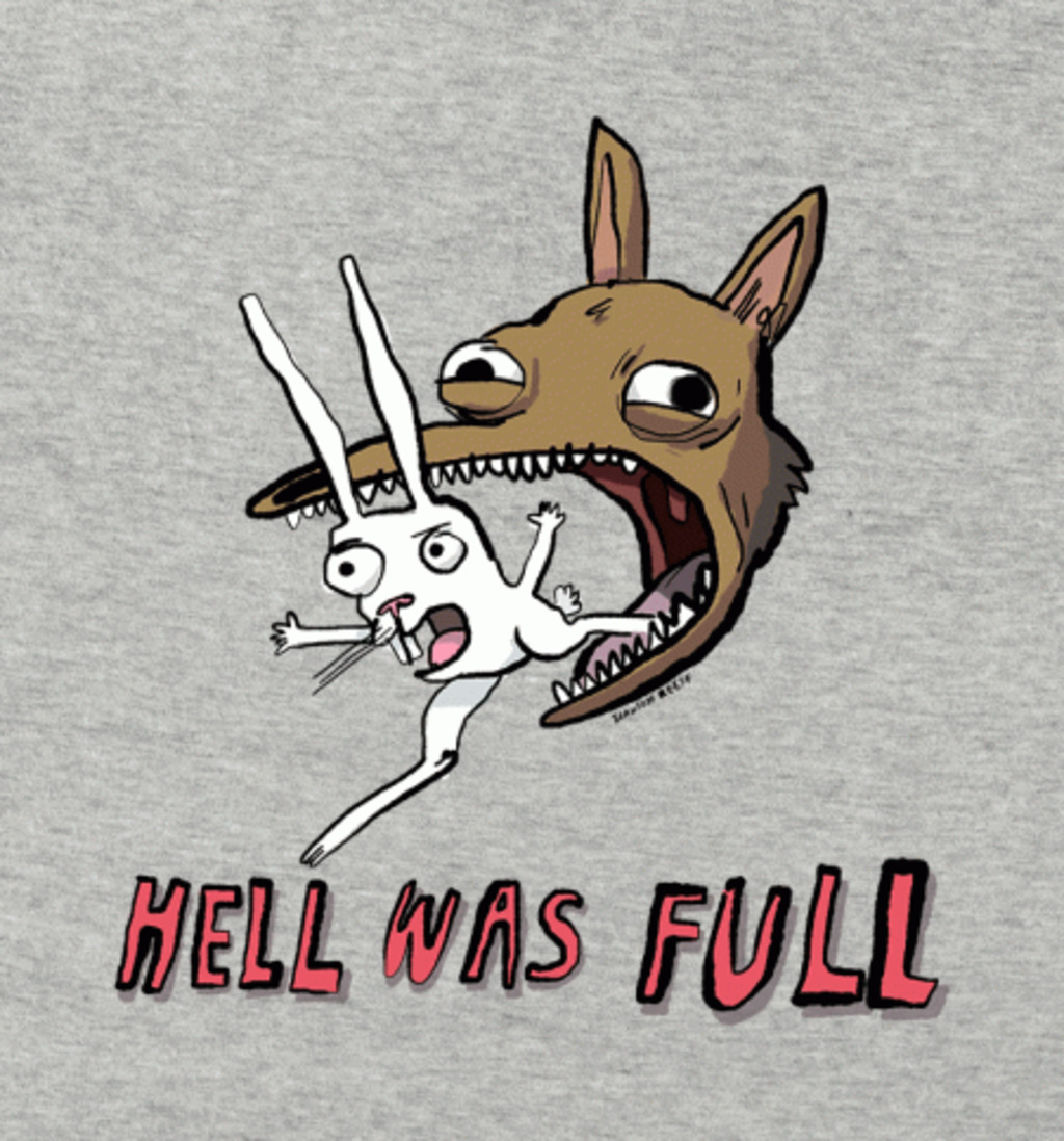 BustedTees: Hell Was Full