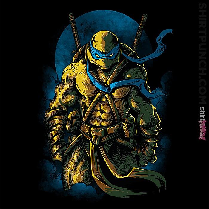 ShirtPunch: Leonardo