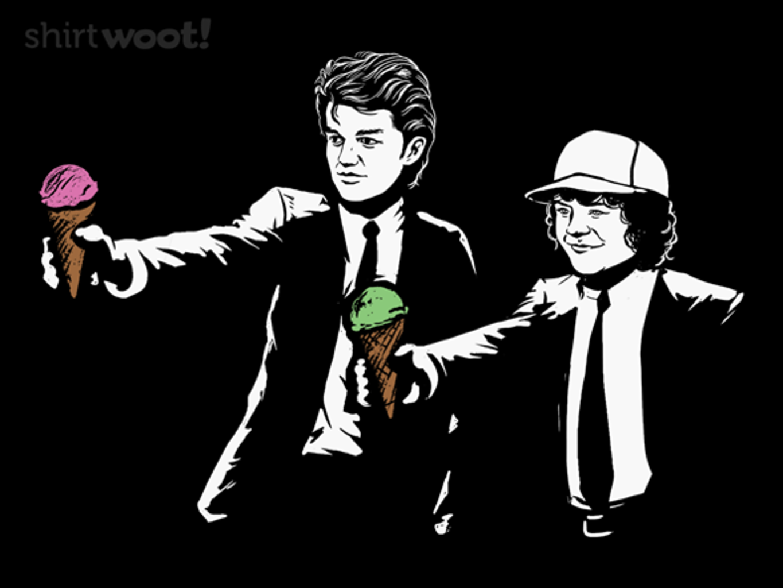 Woot!: Scoop Fiction