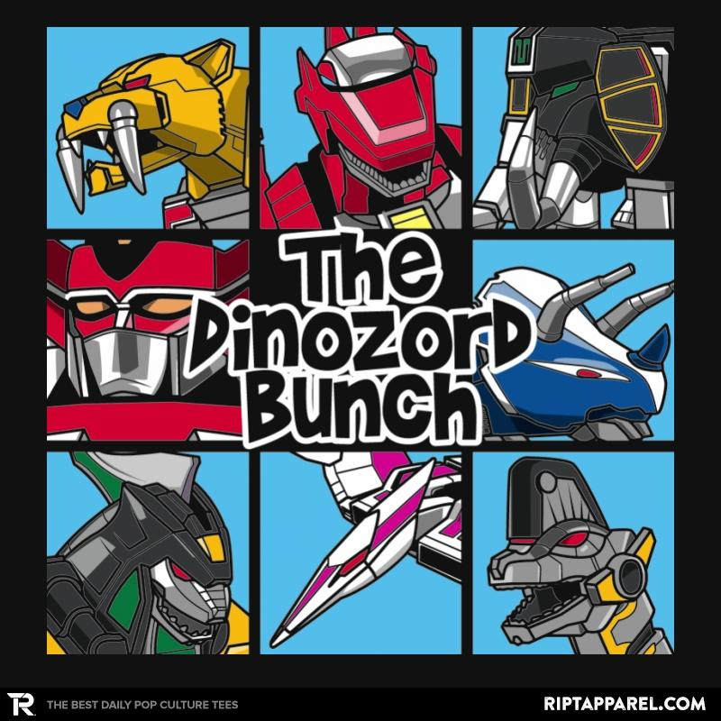Ript: The Dinozord Bunch