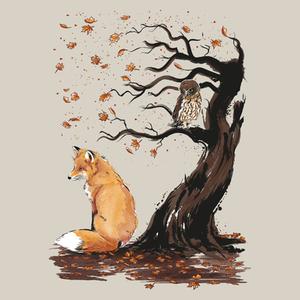 TeeTee: Winds of Autumn