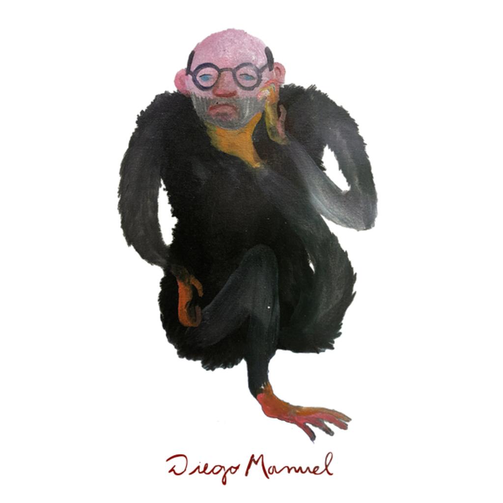 NeatoShop: Gorilla thinker