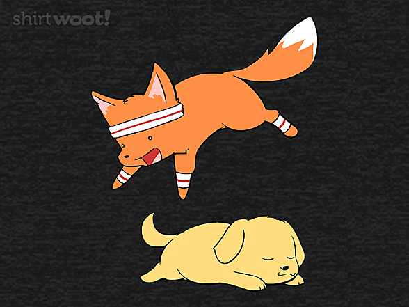 Woot!: The Quick Brown Fox Remix