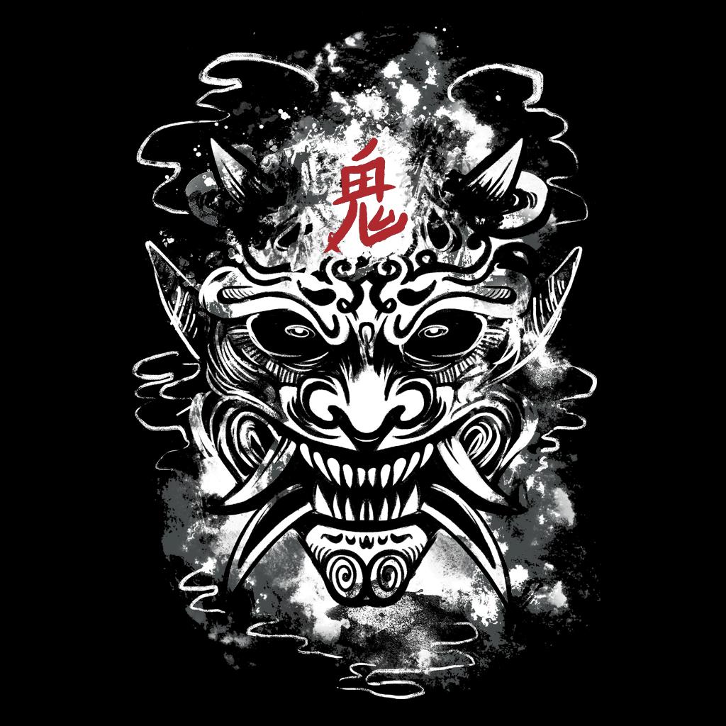 TeeTee: Scary Oni