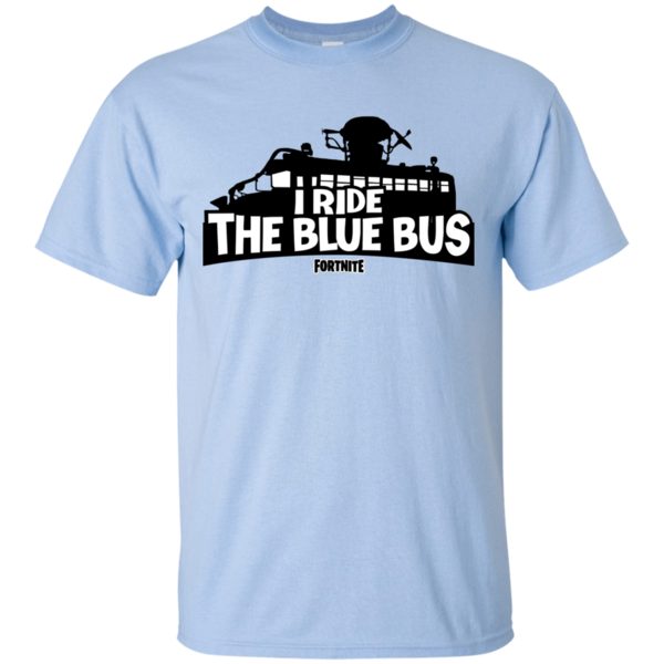 Pop-Up Tee: Fortnite Bus