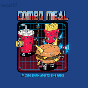Woot!: Combo Meal Bots