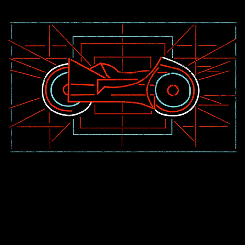NeatoShop: Neon Biker