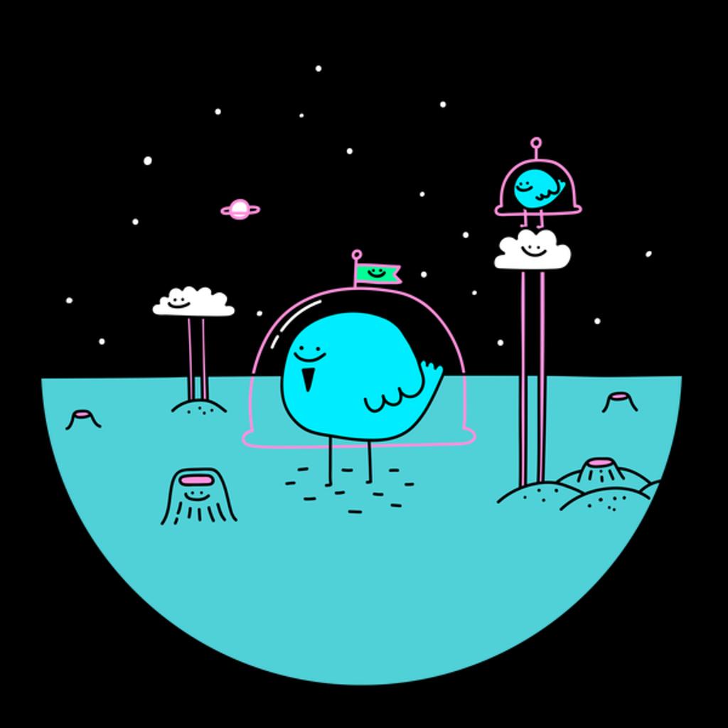NeatoShop: Space Bird