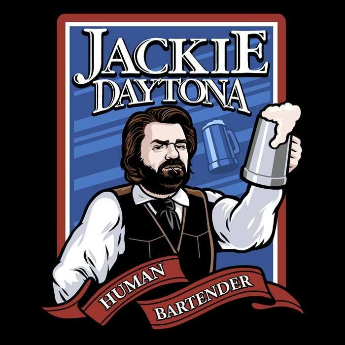 Once Upon a Tee: Jackie Daytona