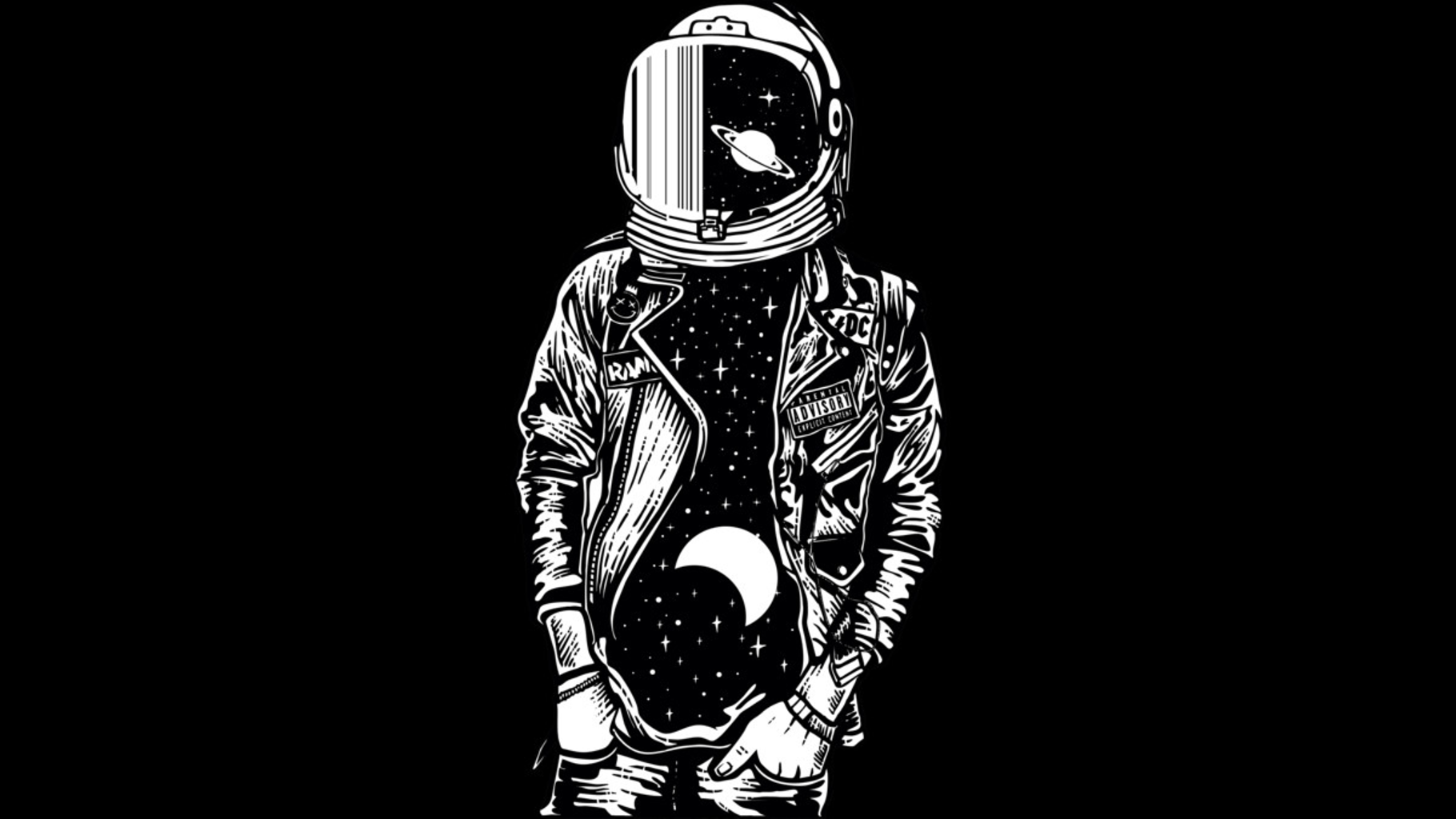Design by Humans: Astropunk