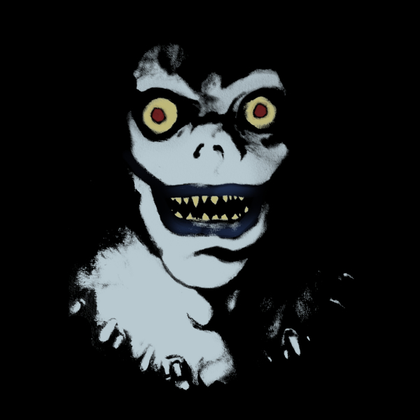 NeatoShop: Ryuk the Shinigami