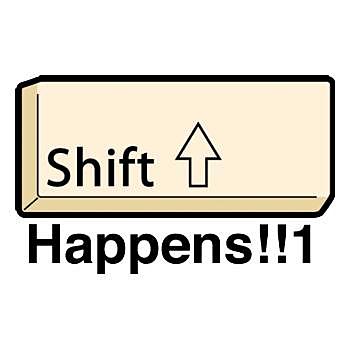 BustedTees: Shift Happens