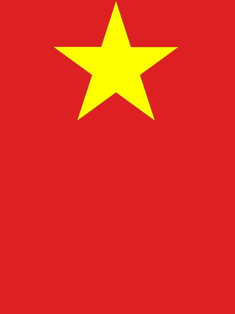 RedBubble: Vietnam Flag