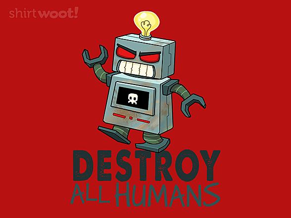 Woot!: Deathbot