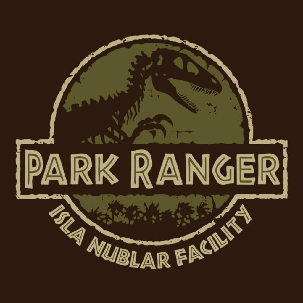 Once Upon a Tee: Isla Nublar Facility