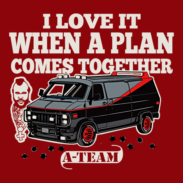NeatoShop: I Love It When A Plan Comes Together