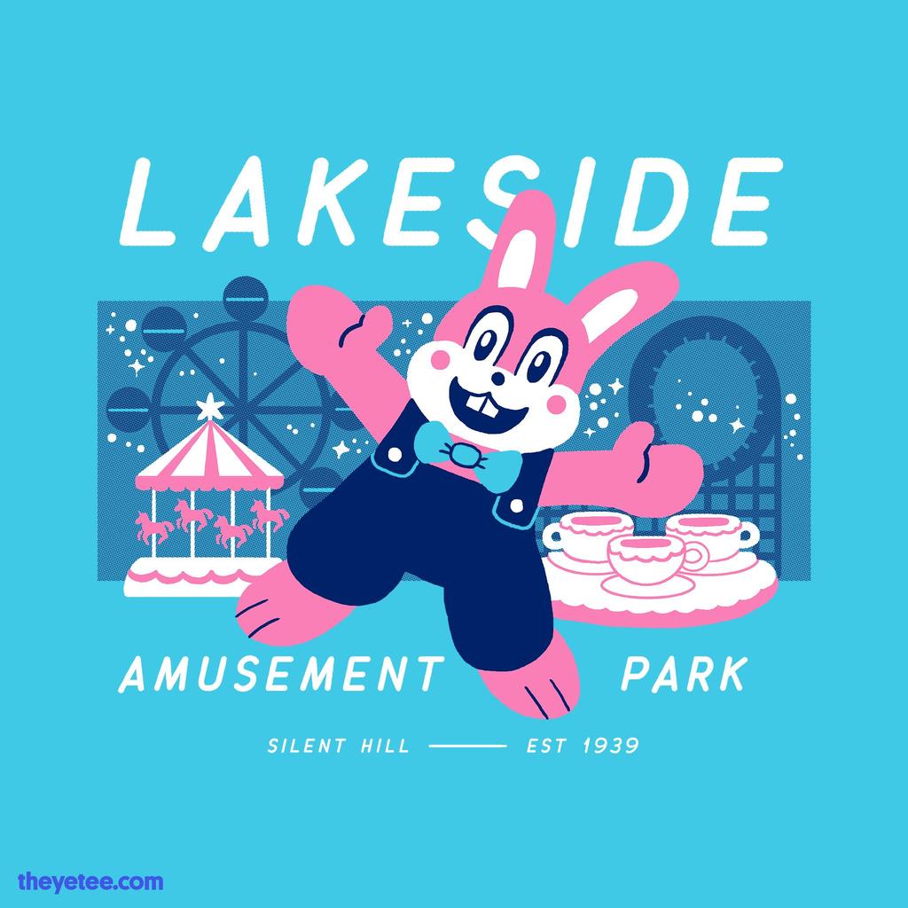 The Yetee: Visit Lakeside Amusement Park