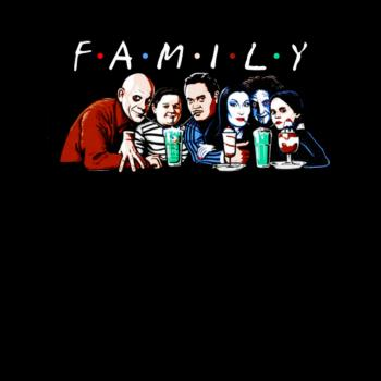 BustedTees: Horror Family