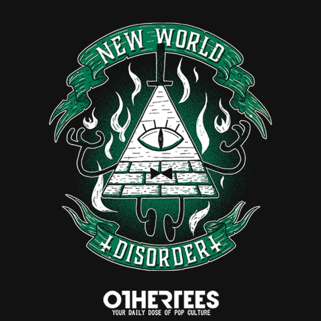 OtherTees: New World Disorder