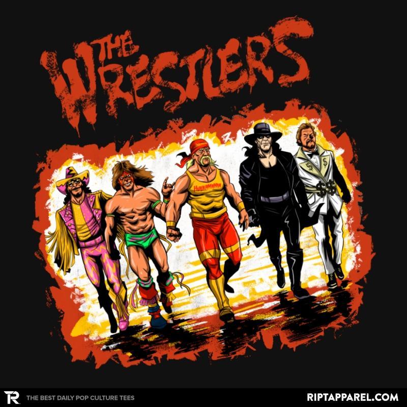 Ript: The Wrestlers