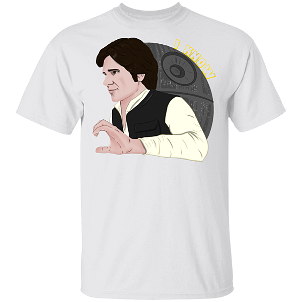 Pop-Up Tee: Solo I Know