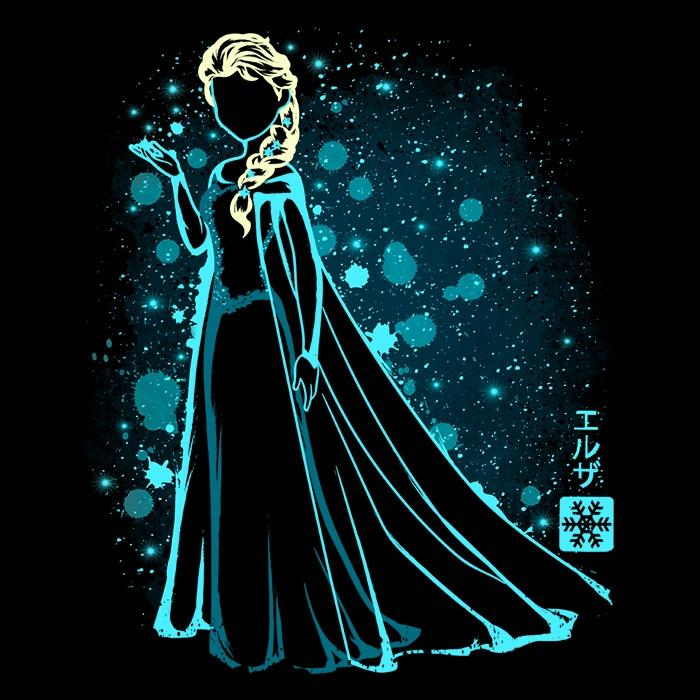 Once Upon a Tee: The Ice Queen