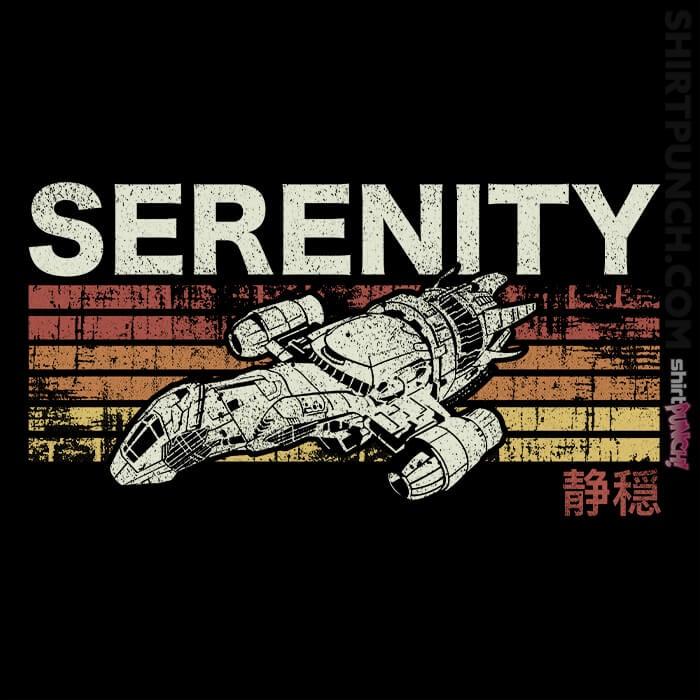 ShirtPunch: Retro Serenity