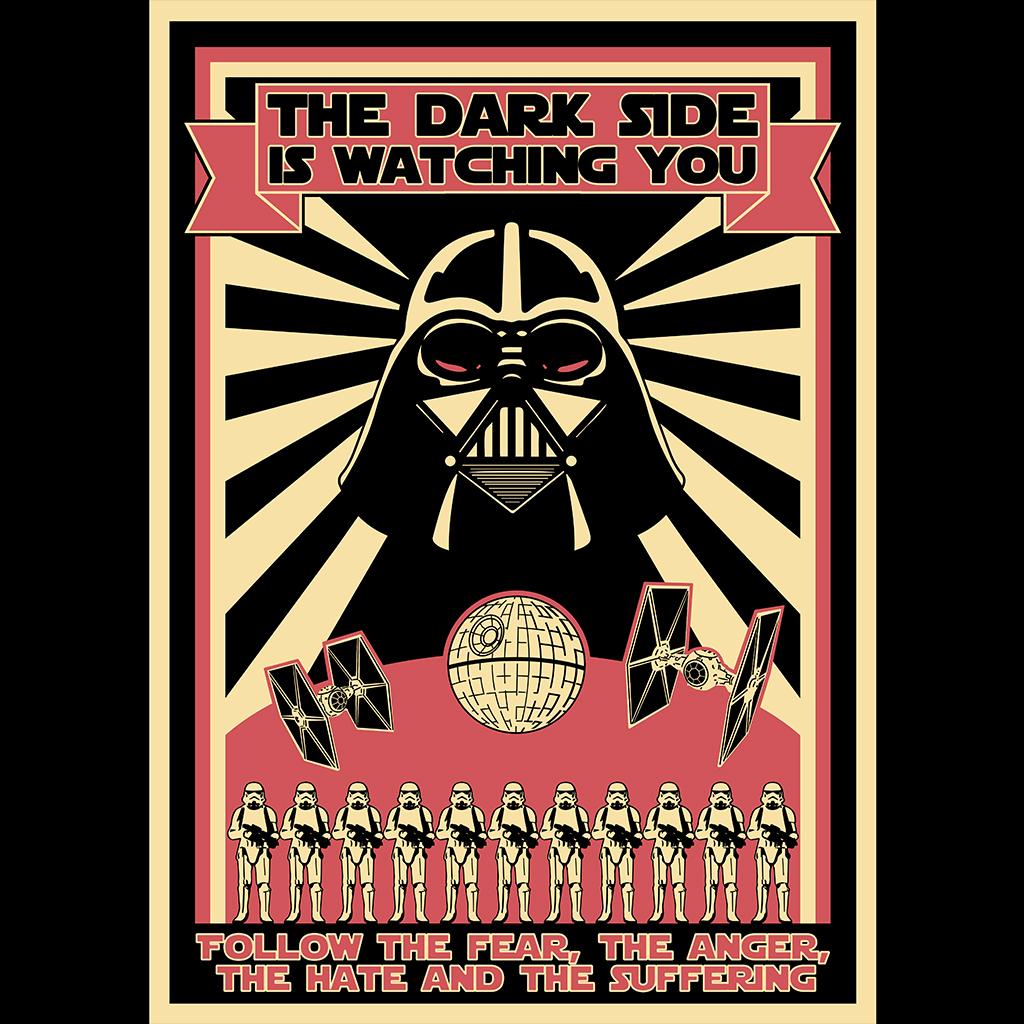 TeeTee: The Dark Side is watching you