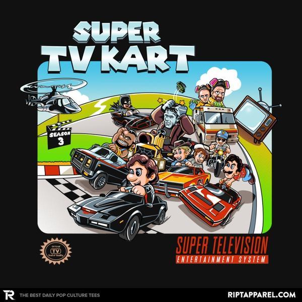 Ript: Super TV Kart