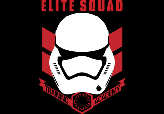 Design by Humans: Stormtrooper Academy