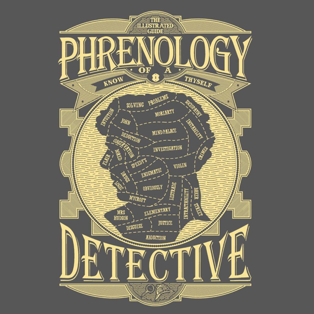 Pampling: Phrenology of a Detective - Sherlock -