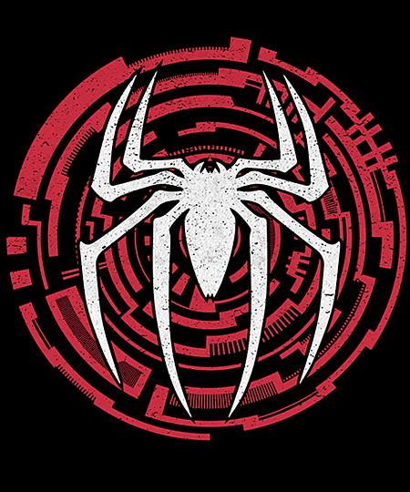 Qwertee: Spider Target