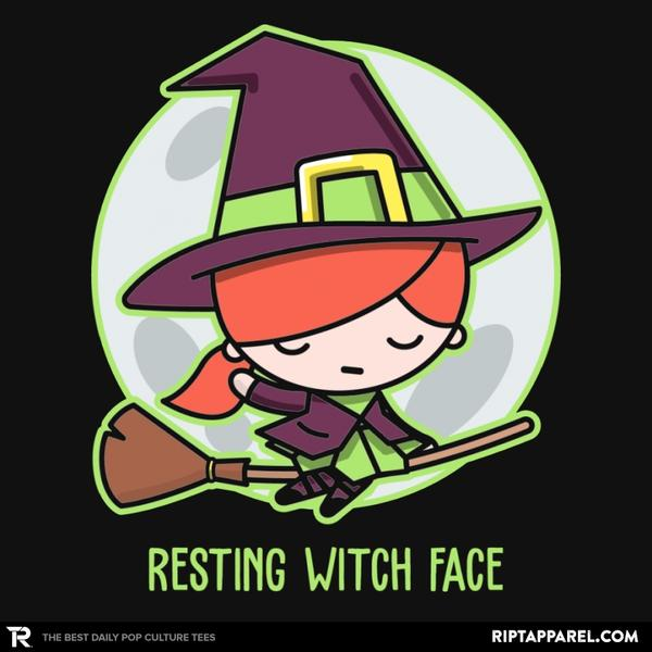 Ript: Resting Witch Face