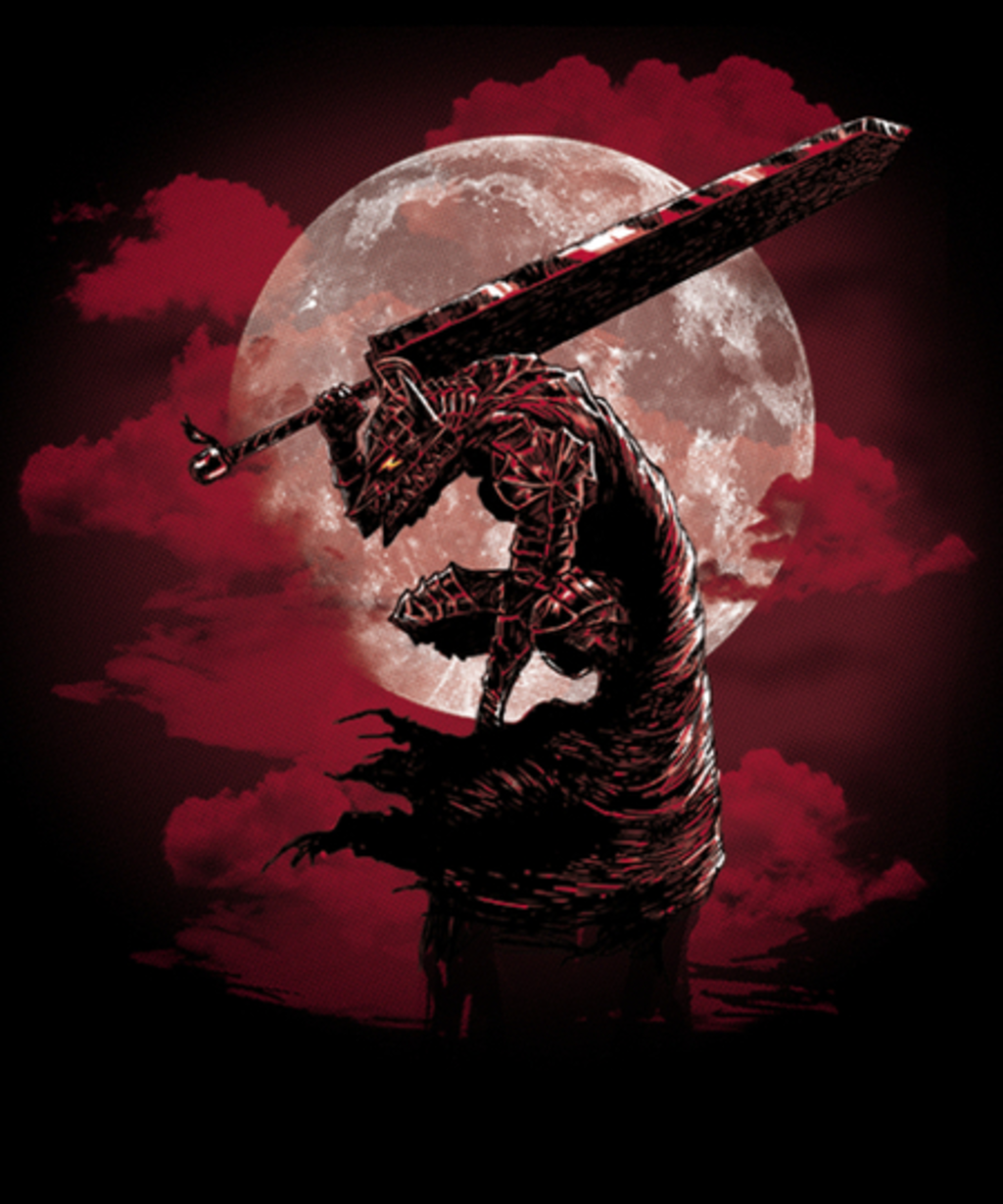 Qwertee: Guts demon