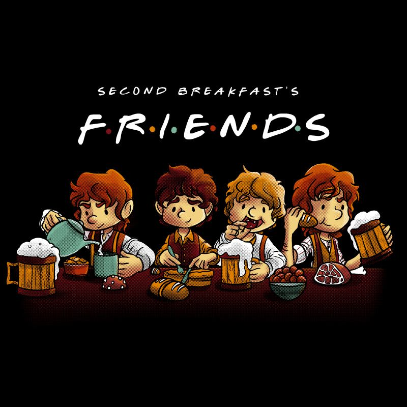Pampling: Second Breakfast Friend's