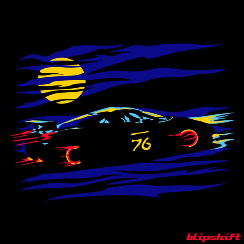 blipshift: Night Moves