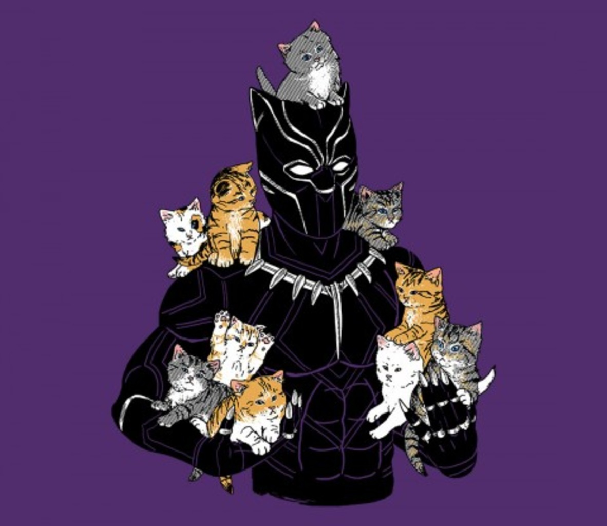 TeeFury: King of Kittens