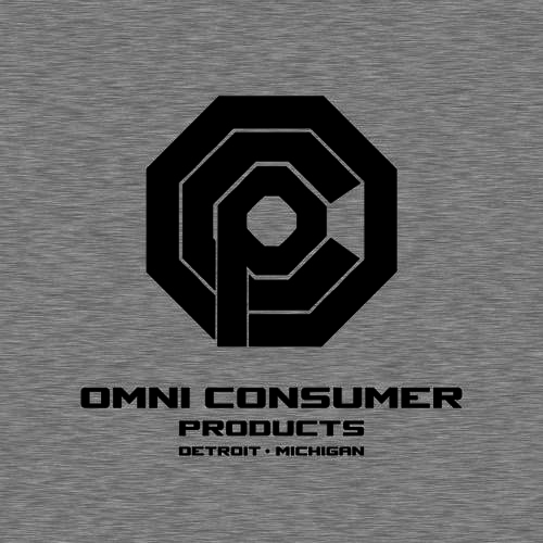 Five Finger Tees: Omni Consumer Products T-Shirt