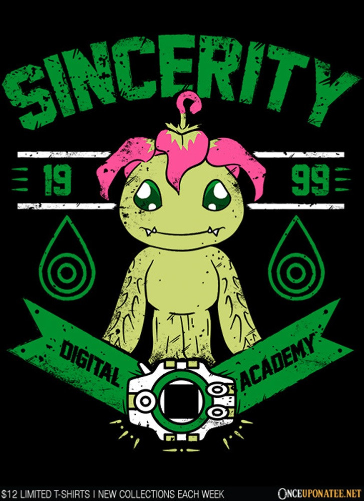 Once Upon a Tee: Sincerity Academy