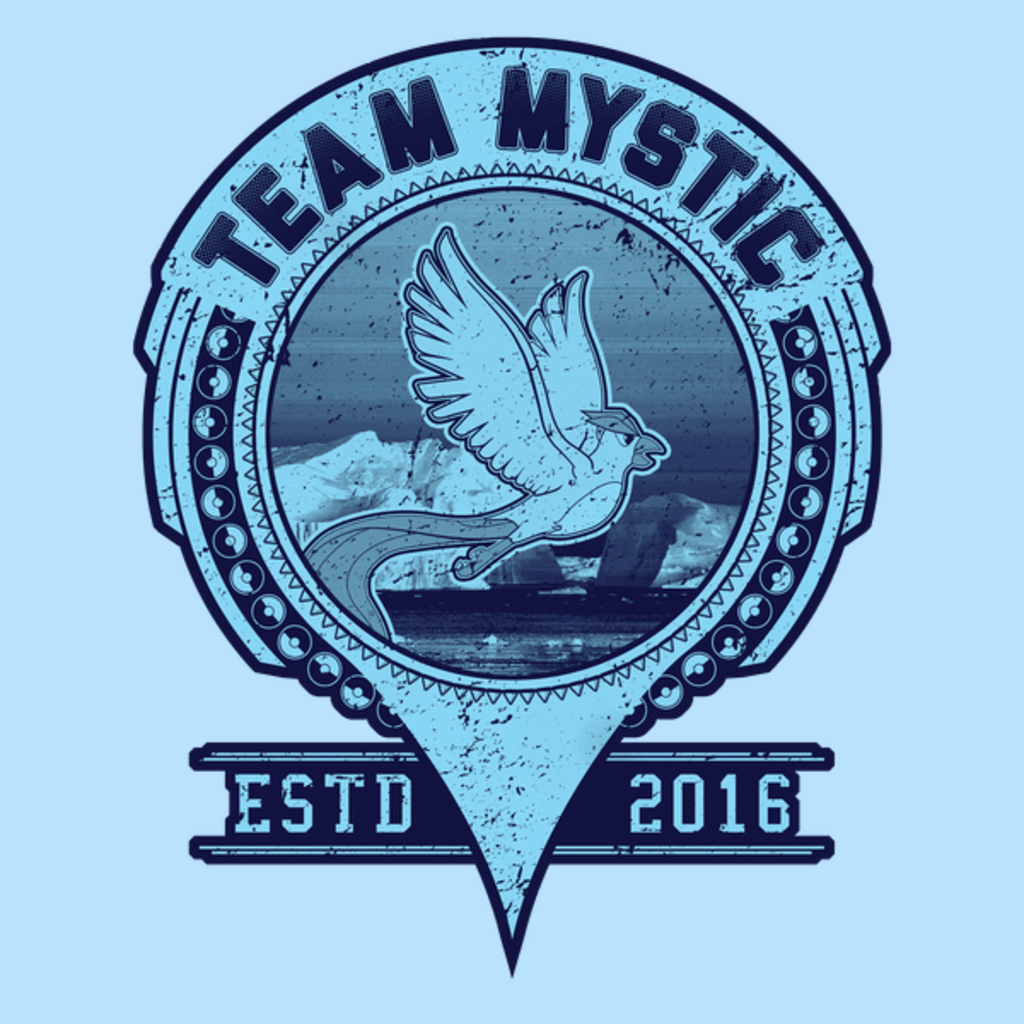 NeatoShop: Hey Ho, Let's GO! (TEAM MYSTIC)