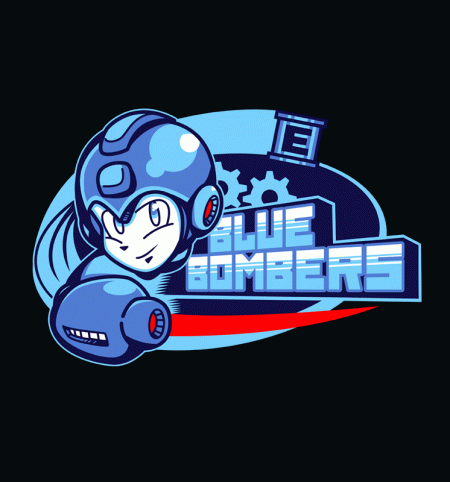BustedTees: Blue Bombers