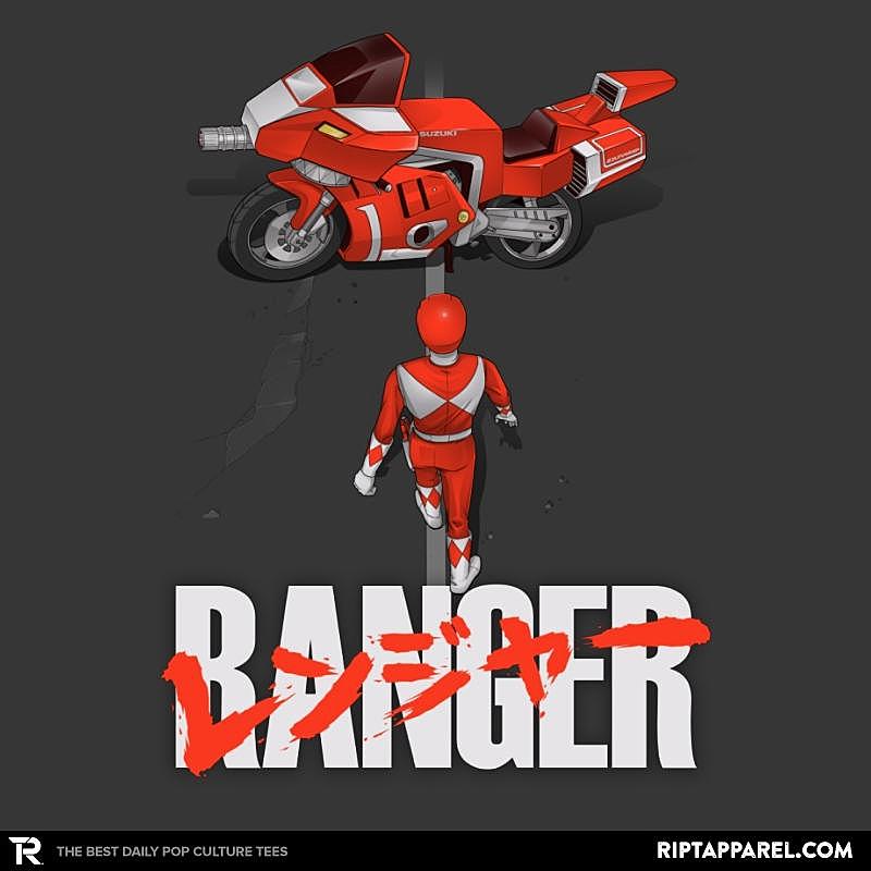 Ript: Ranger Red